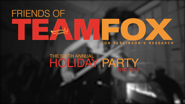 Team Fox Holiday Party