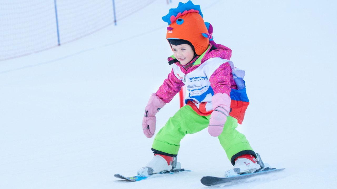 День снега в Бобровом логе