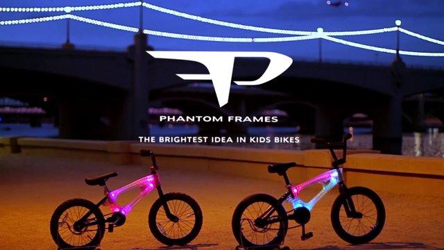 Phantom Frames Kickstarter