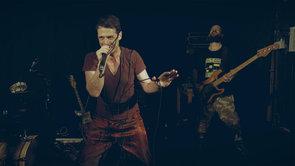 ARRINGTON DE DIONYSO ARRINGTON DE DIONYSO'S MALAIKAT DAN SINGA @ Cantine Coopuf - january 2014 - Varese - Italy