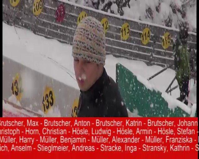 Helferfilm Weltcup Nordische Kombination Oberstdorf 2014