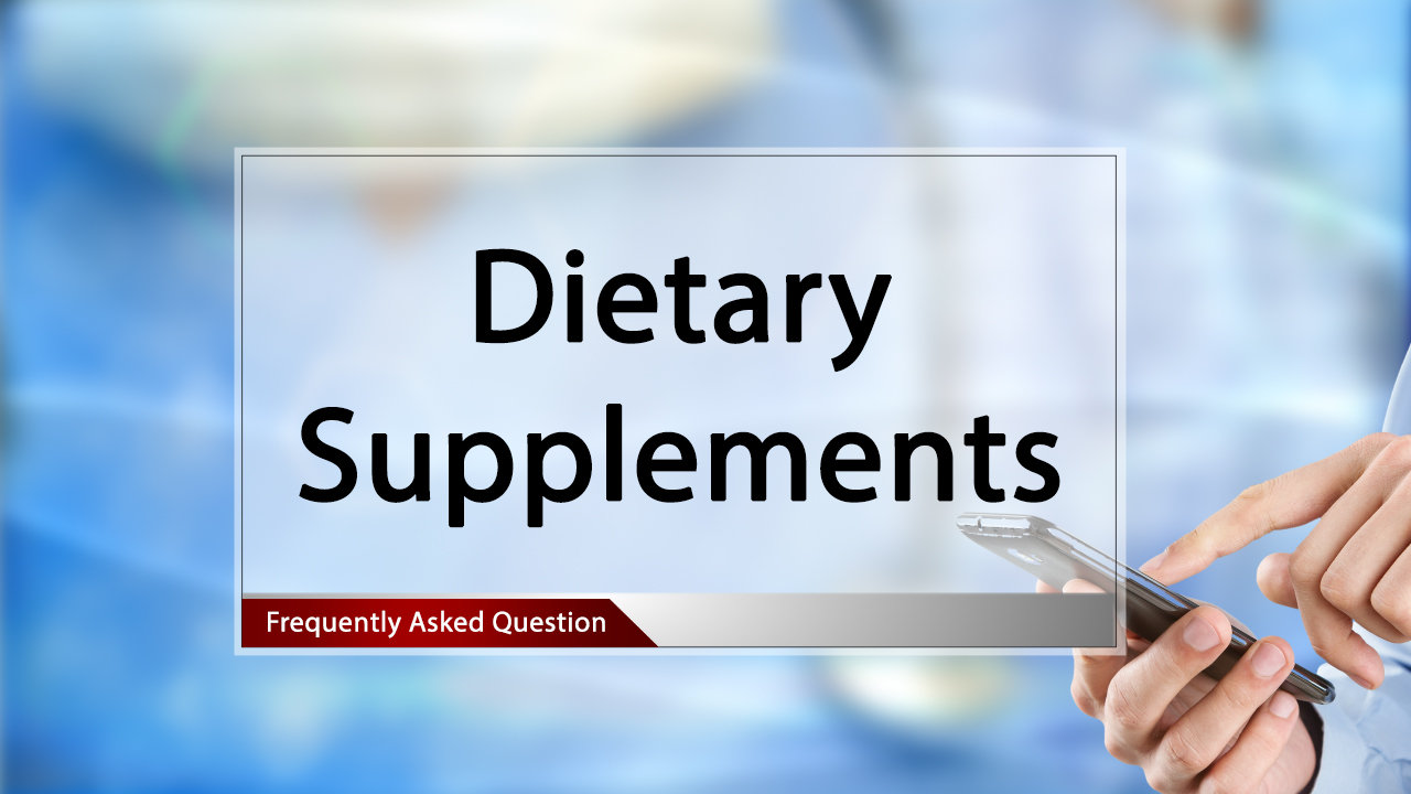 FAQ Recomending Dietary Supplements.mp4