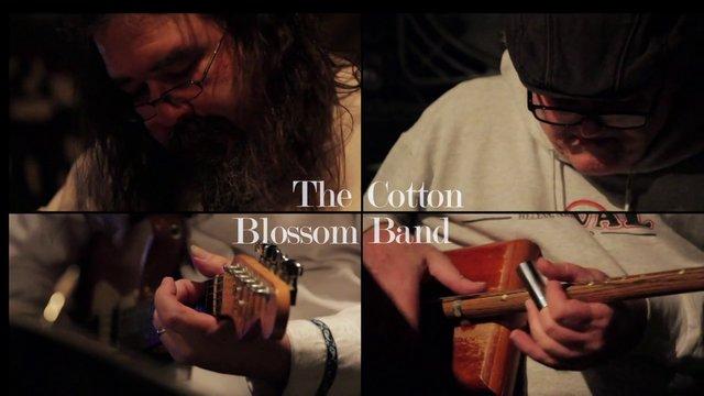 Cotton Blossom Band Promo