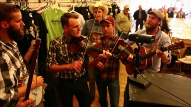 Meet The Hogslop String Band