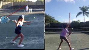 Learning the ATP-Style Forehand, A Progression