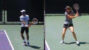 Baby Got Backhand, The ATP-WTA Backhand Comparison