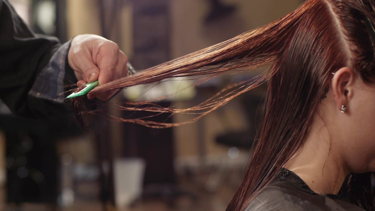 Hair Cutting Technique