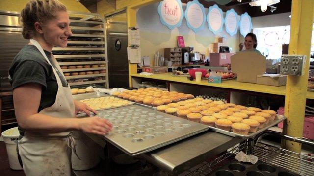 Treat Cupcake Bar