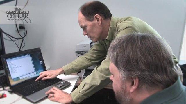 Computer Cellar for Yelp.com