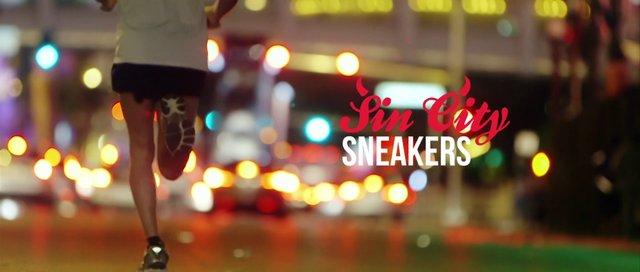 Sin City Sneakers, Las Vegas