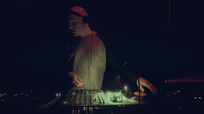 CONOR THOMAS @ S/V/N CLUB # 6 - BUKA - march 2014 - milan - Italy