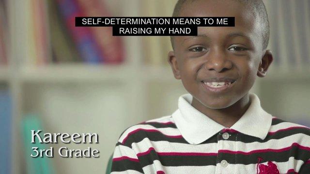 Self-Determination Means OC