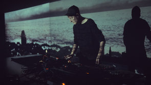TM404 ANDREAS TILLIANDER @ Terraforming vol.1 - THREES - O' - march 2014 - milan - Italy