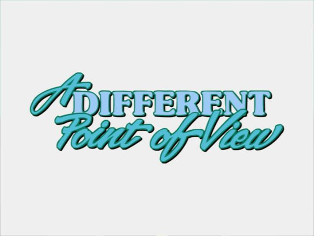 A Different Point of View - Flash Animation