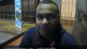 Ushahidi, with Victor Miclovich