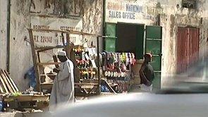 Stedenband Oostende - Banjul