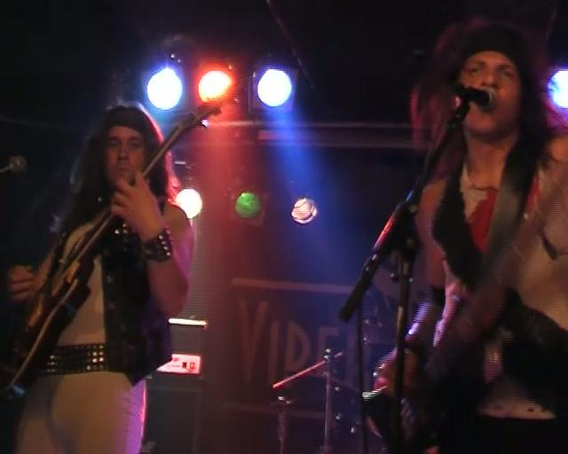 Power to the Chord / Iron Torpedo (Live 2010)