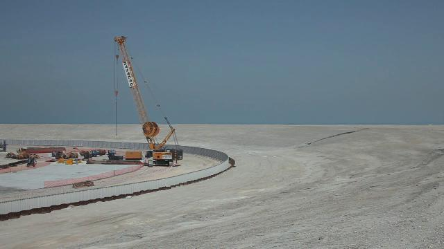 view video of Saadiyat Truck