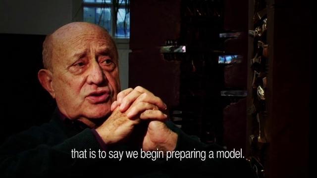 Arnaldo Pomodoro Arco per Tivoli - Director: Luca Cerri . Music composed by Evgueni Kozlov.