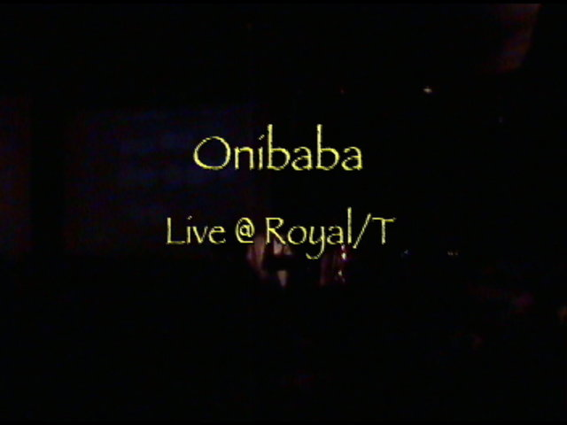 Live at Royal T Set I