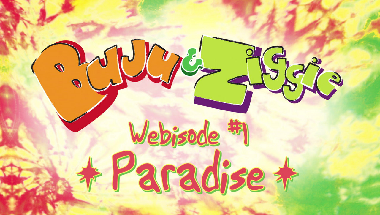 Buju and Ziggie 1: Paradise